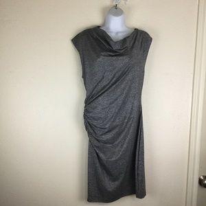 Trina Turk metallic dress. Size 6